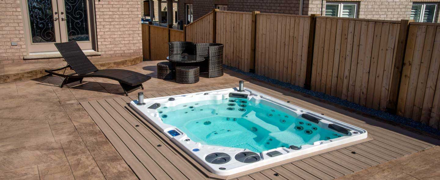 Spa int rieur ou spa ext rieur guide d 39 achat spa for Prix d un jacuzzi interieur