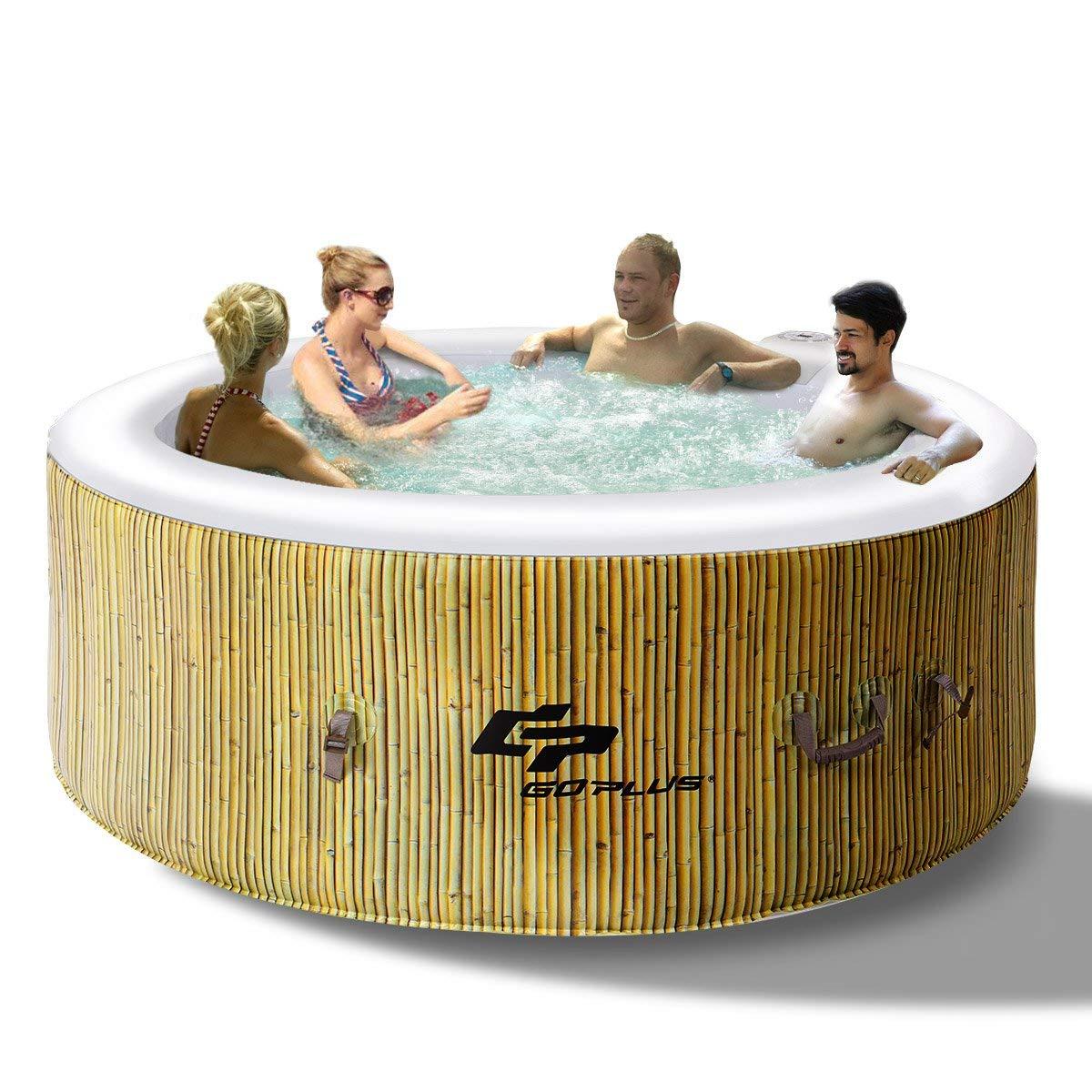 Comment Fonctionne Un Jacuzzi Gonflable comment choisir un spa 4 places - guide d'achat : spa gonflable