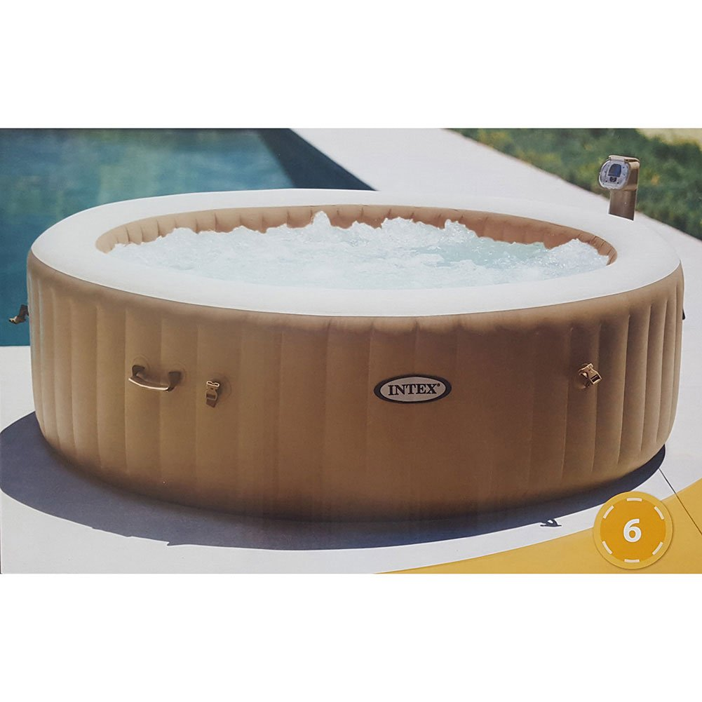 Installer Spa Gonflable Exterieur jilong spa gonflable avenli rotorua 166 x h 68 cm 3